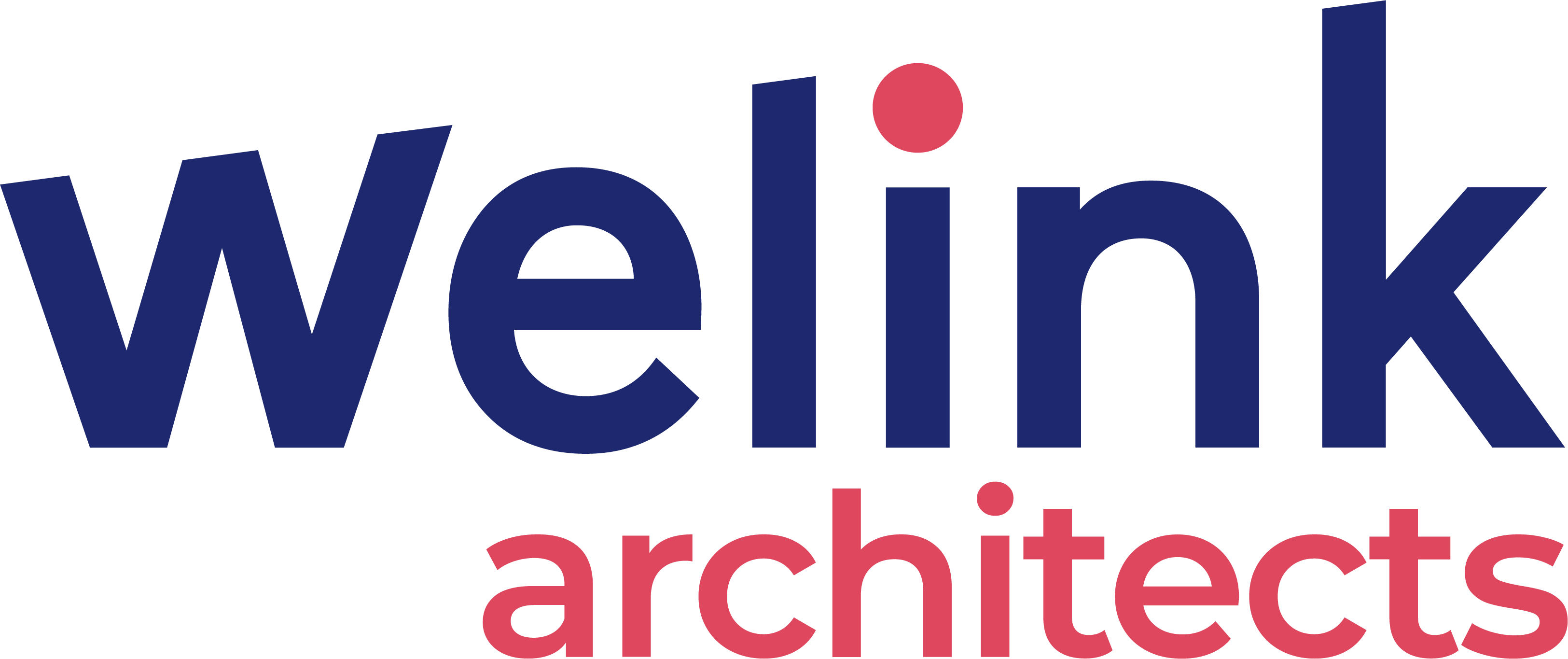 Logo Welink architects